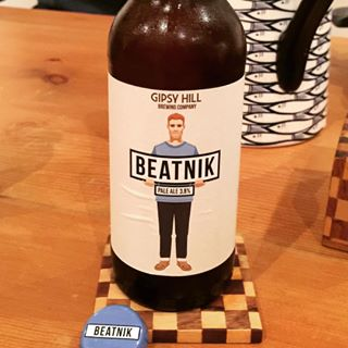 Finally...... #beatnik #beer